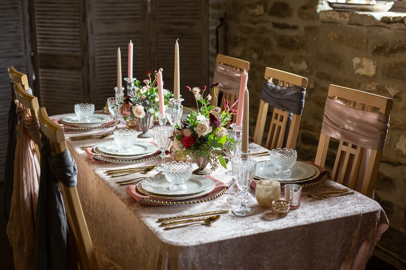 Table Setting - Styled Shoot