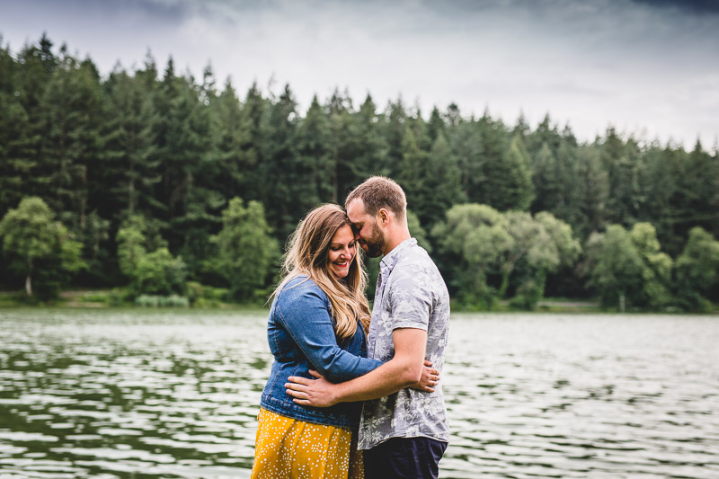 Engagement Couple Portrait